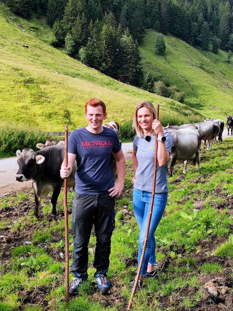 Land der Berge In den Stubaier Alpen mit Marlies Raich Originaltitel: Im Stubaital