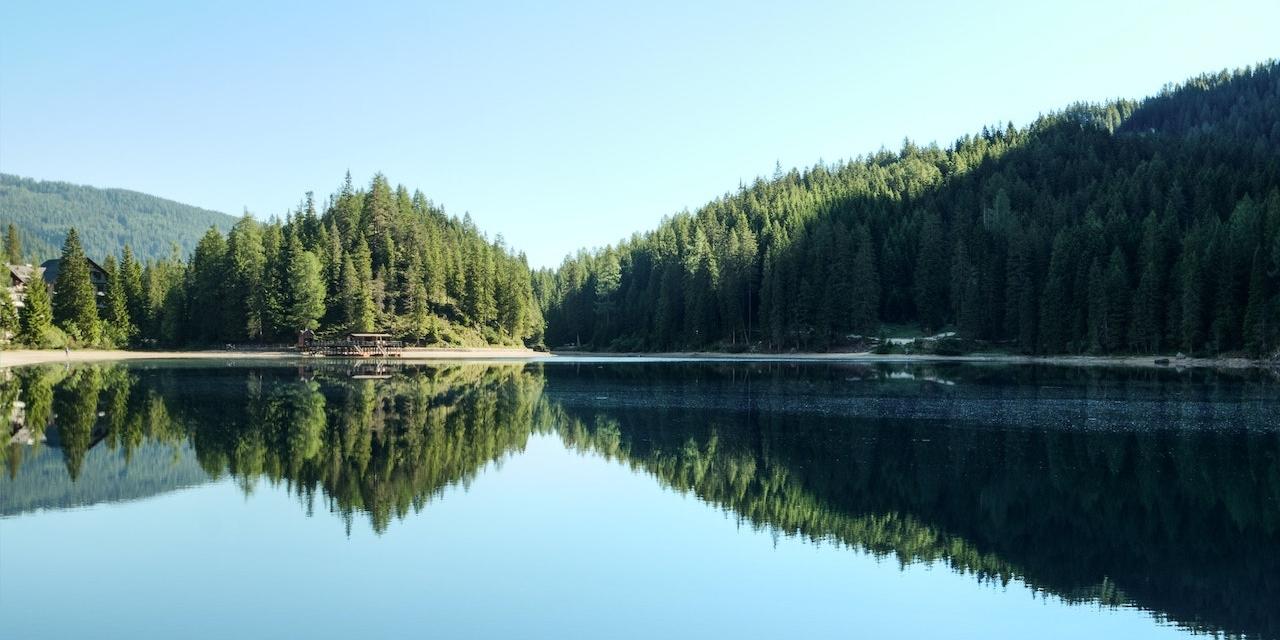 Foto Sommer Lake