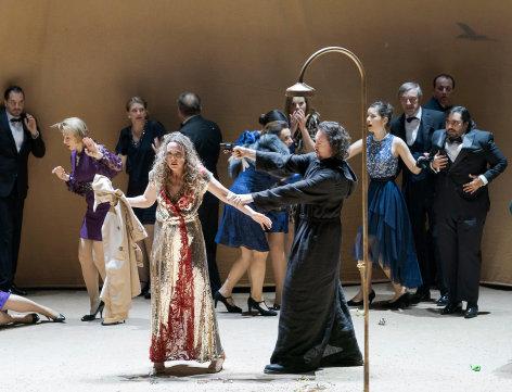 Wir spielen für Österreich Thaïs aus dem Theater an der Wien