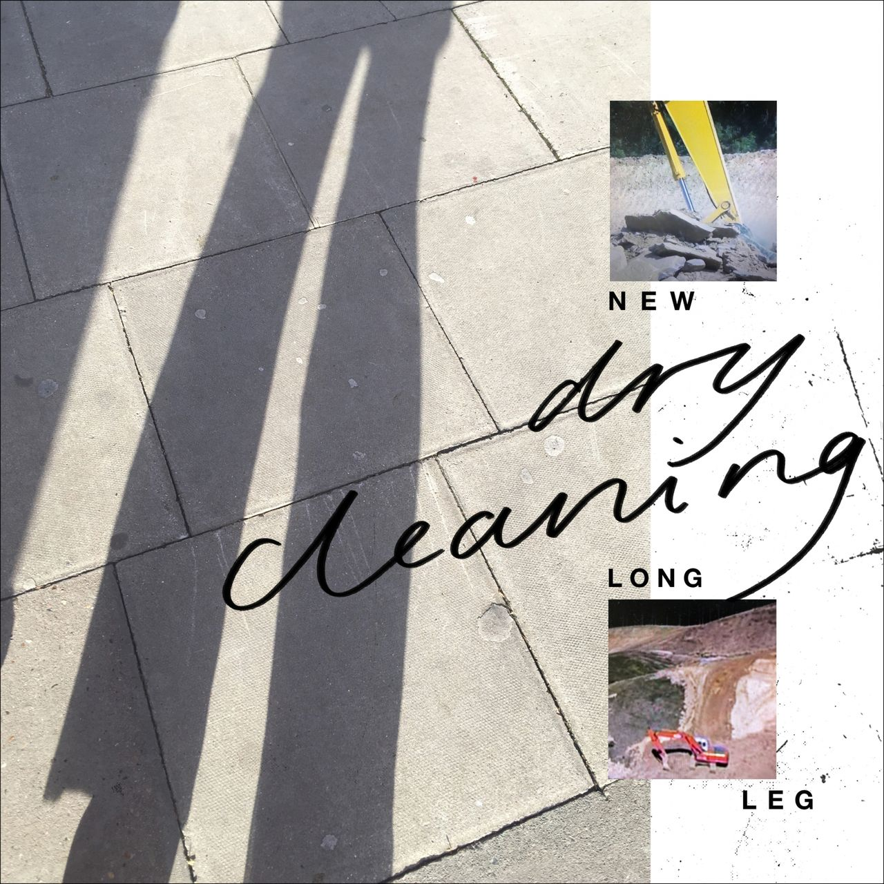 "Dry Cleaning Album ""New Long Leg"""