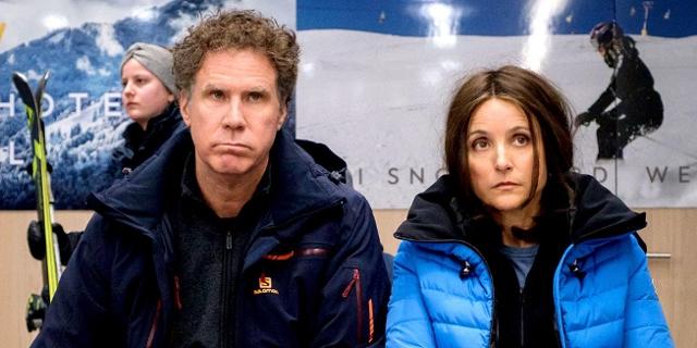 Will Ferrell und Julia Louis-Dreyfus