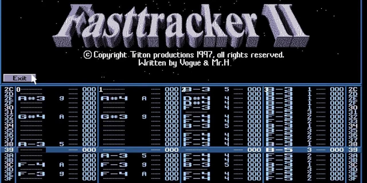 FastTracker II