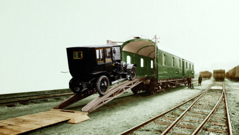 Wien und der Orientexpress - Die Kaiserin Elisabeth Westbahn