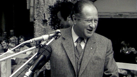 Baumeister der Republik Bruno Kreisky