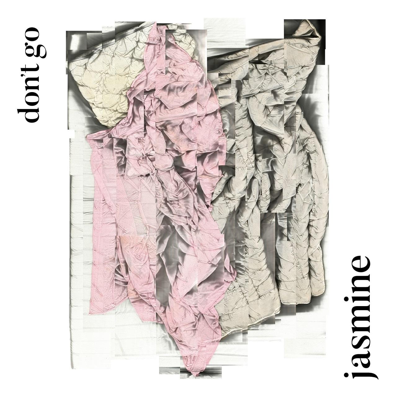 "Albumcover Don't Go ""Jasimne"""