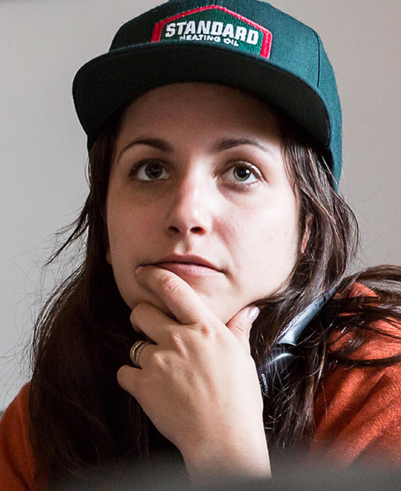 Drehbuchautorin, Regisseurin und Produzentin Hannah Fidell