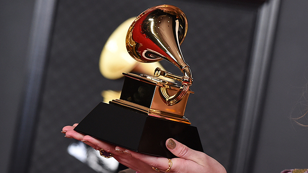 Grammy Award Nahaufnahme