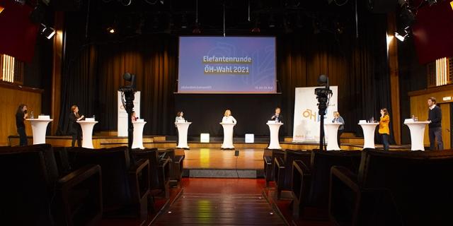 ÖH-Debatte 2021