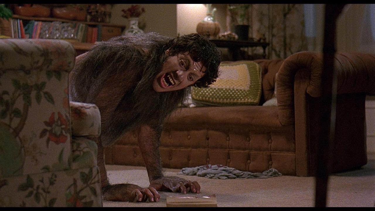 "Szenenbild ""An American Werewolf in London"""