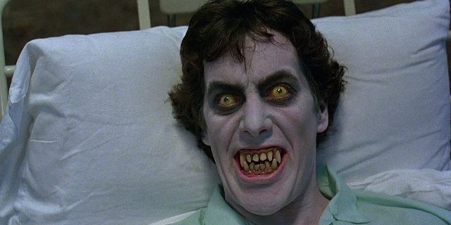 "Szenenbild ""An American Werewolf in London"""