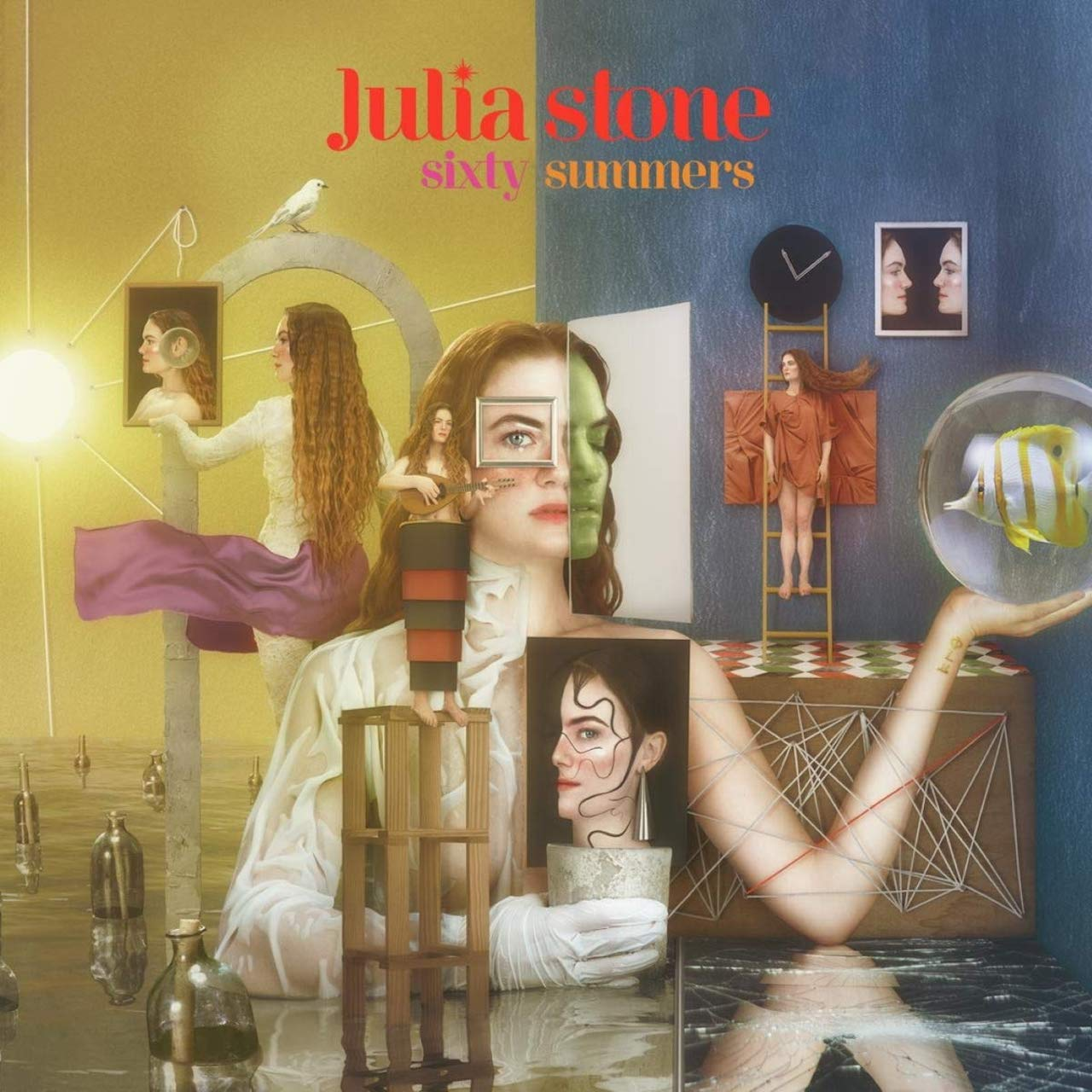"""Sixty Summers"" von Julia Stone Albumcover"