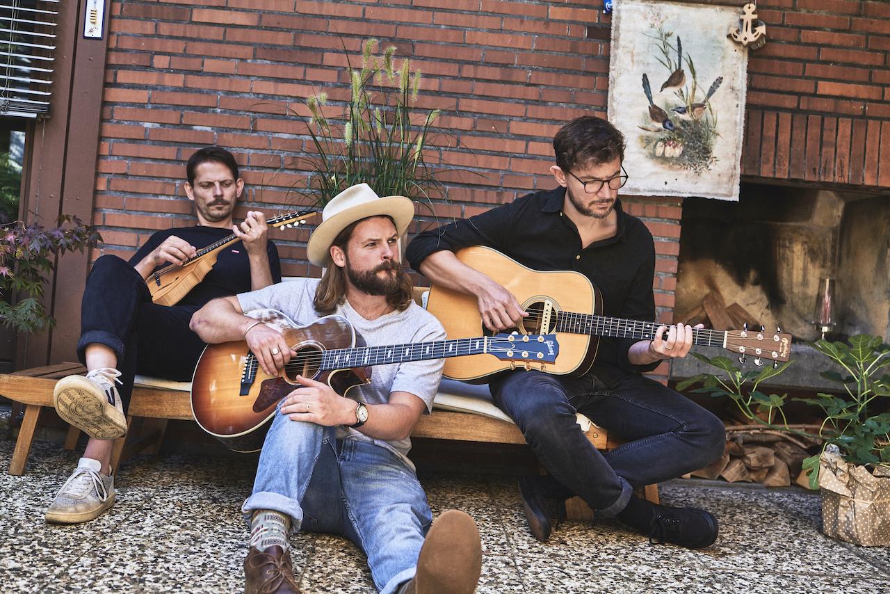 "Mighty Oaks - ""Mexico"" Album Pressefotos"