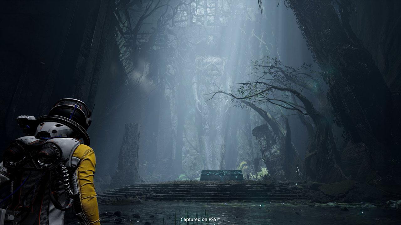 """Bildschirmfoto aus dem Videospiel """"Returnal"""""""