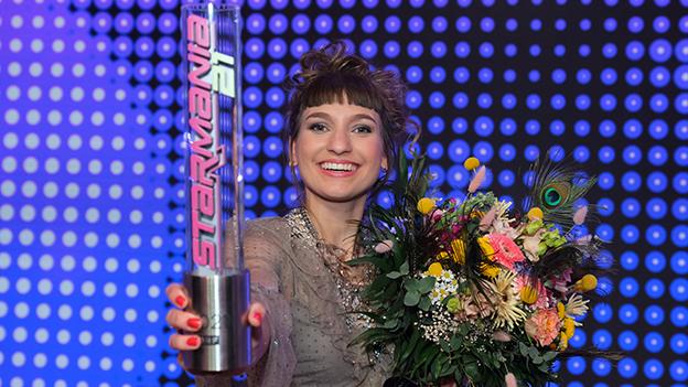 Starmania Finale: Anna Buchegger