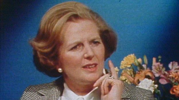 Margret Thatcher 1979