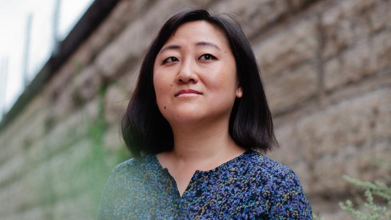 Autorin Ling Ma