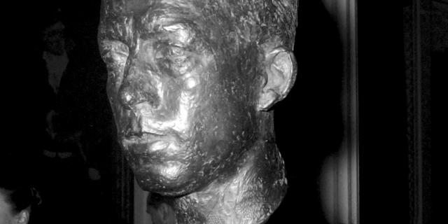 Albert Camus Bronze Büste