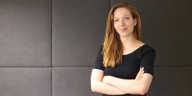 Jessica Gasior die Listenerste von KSV LiLi