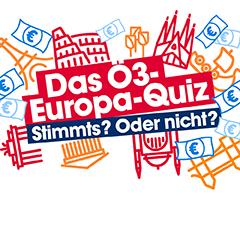 Das Ö3-Europa-Quiz