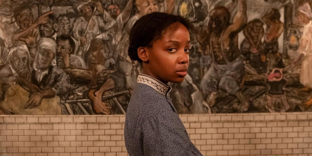 """Filmstills aus """"The Underground Railroad"""""""