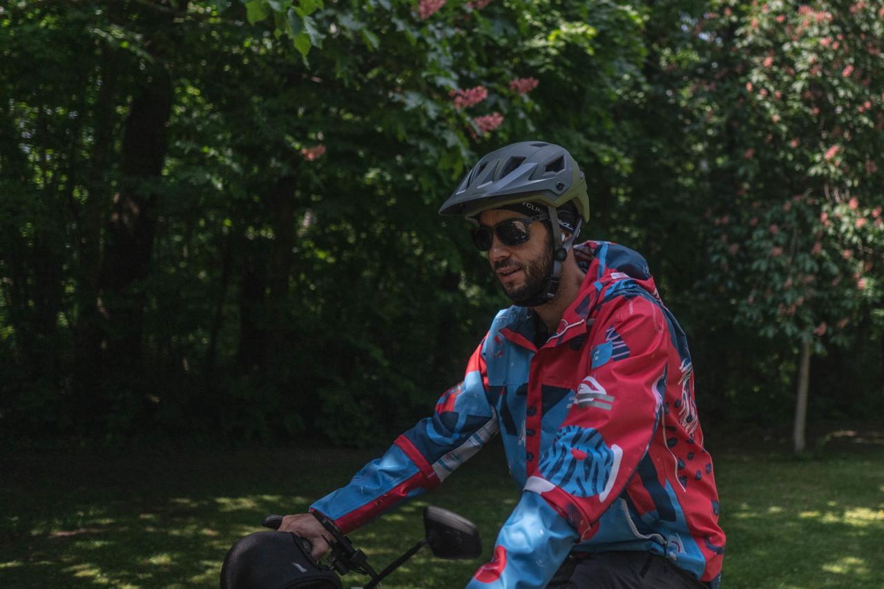 Manu Delago's Recycling Tour
