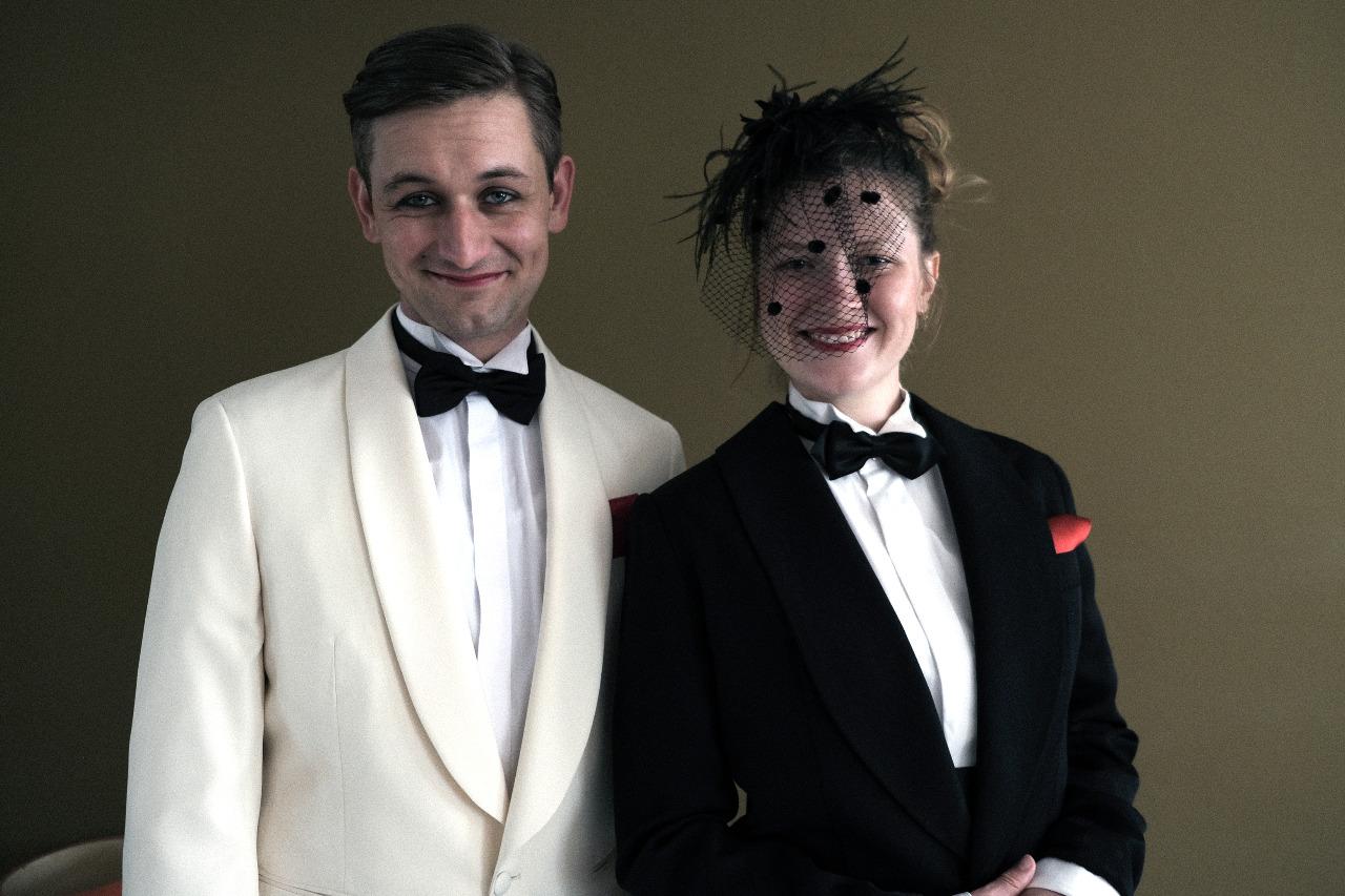 Lukas Watzl und Marlene Hauser
