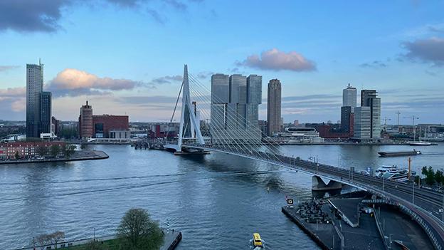 Rotterdam Hafen ESC