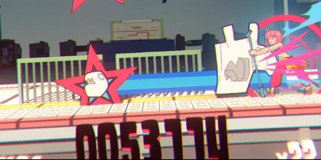 """Bildschirmfoto aus dem Computerspiel """"Unbeatable [white label]"""""""