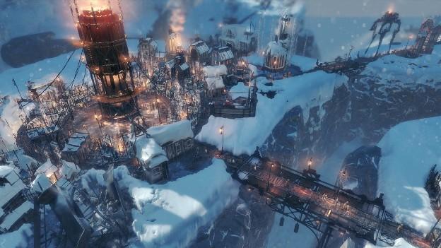 Screenshot aus Frostpunk