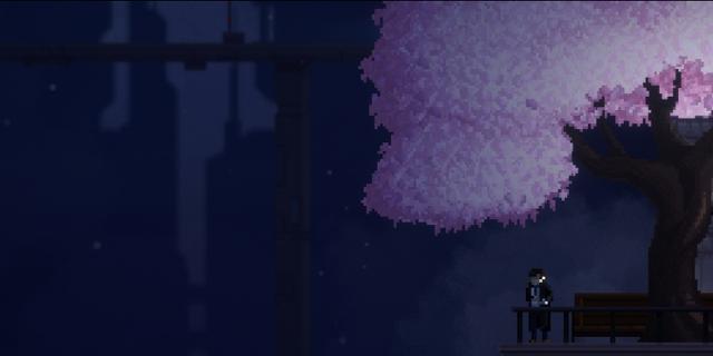 Screenshot des Spiels Lacuna – Ein Sci-Fi-Noir-Abenteuer