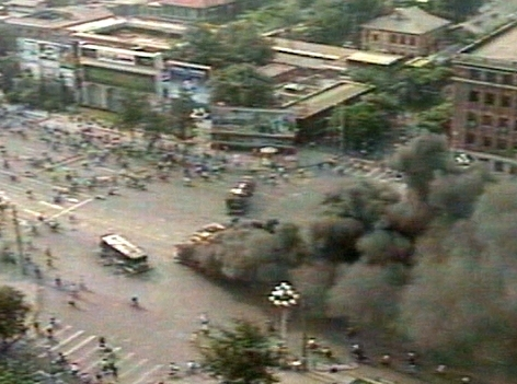 Tian'anmen-Massaker in Peking 1989