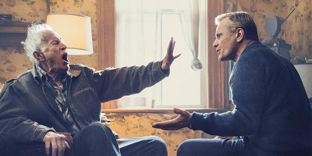 """""""Falling"""" von und mit Viggo Mortensen Filmstills & Dreharbeiten"""