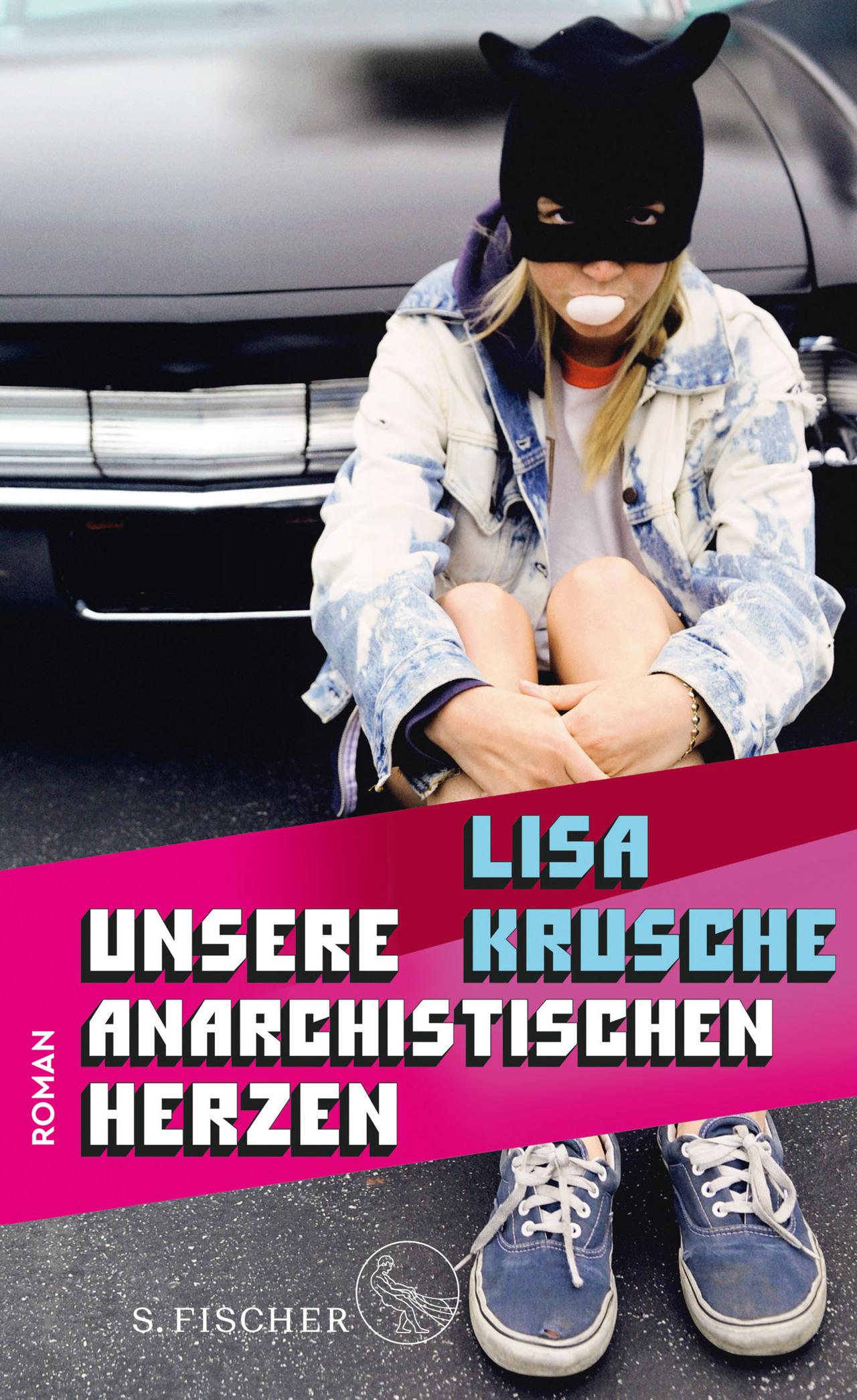 """Buchcover """"Unsere anarchistischen Herzen"""""""