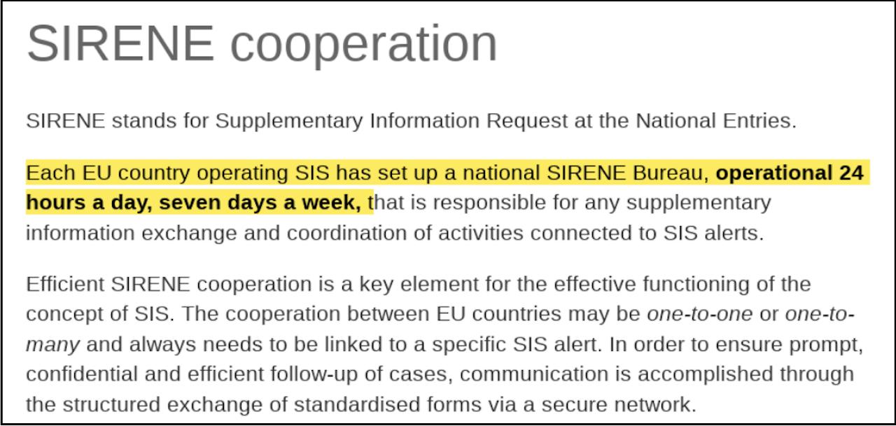 Dokumente EU Kommission zu Österreichs Schengen-System