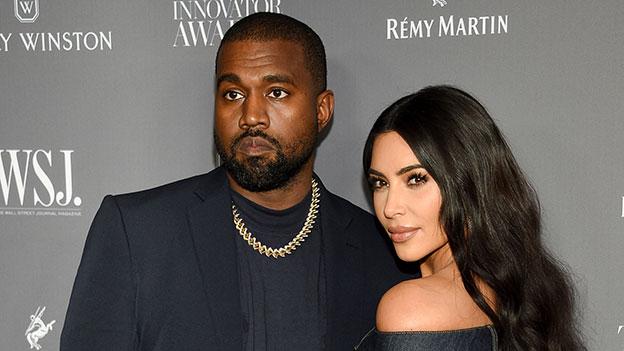 Kim und Kanye