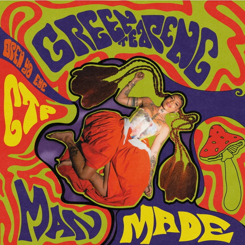 """Albumcover """"Man Made"""""""