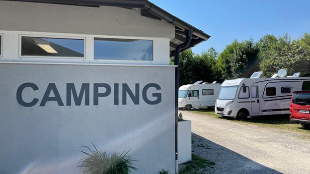 Camping Strandcamping in Seekirchen