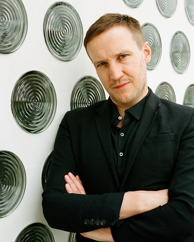 Der Autor Timon Karl Kaleyta.