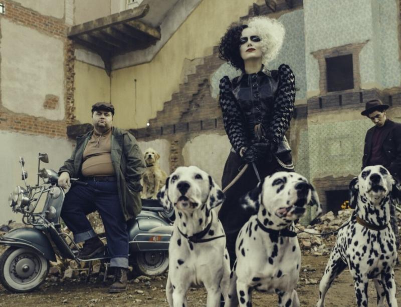 """Szenenbilder aus """"Cruella"""""""