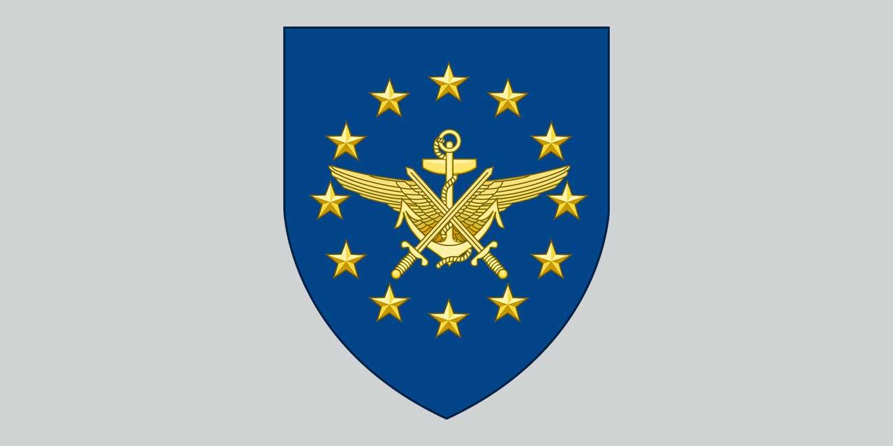 European Union Military Staff Wappen