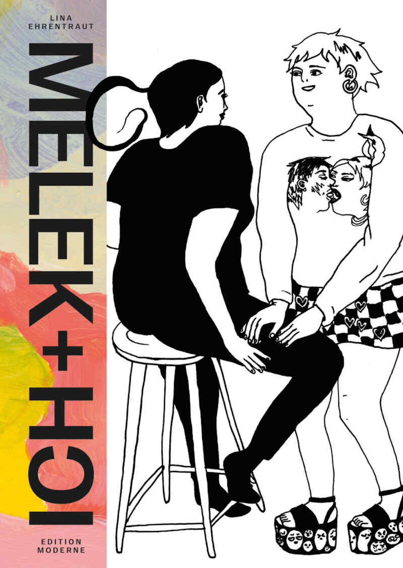 """""""Melek + ich"""" Comic"""