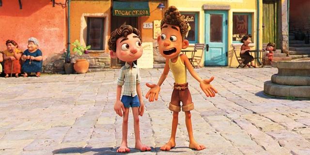 """Luca, Alberto und Julia in Pixars """"Luca"""""""
