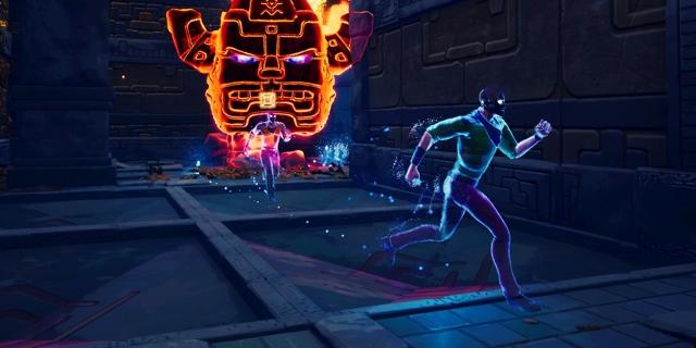 "Bildschirmfoto aus dem Compouterspiel ""Phantom Abyss"""