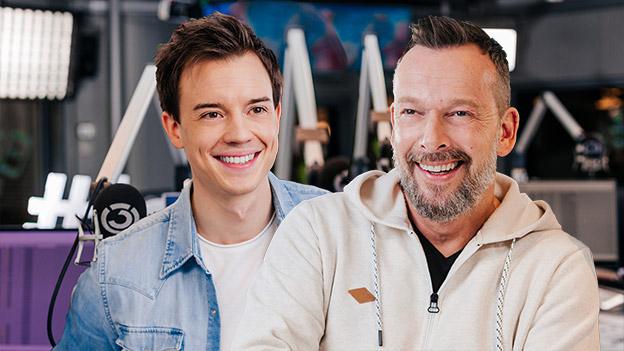 Philipp Hansa und Robert Kratky