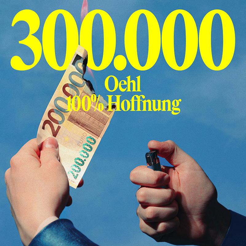 Oehl-Albumcover