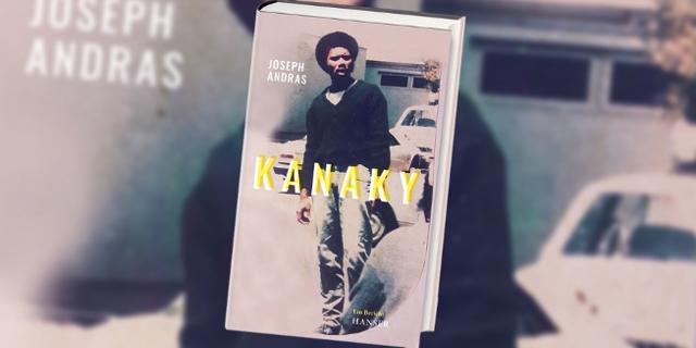 Buchcover mit Alphonse Dianou
