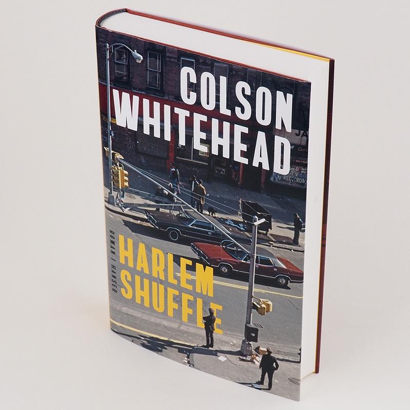 "Buchcover Colson Whitehead ""Harlem Shuffle"""