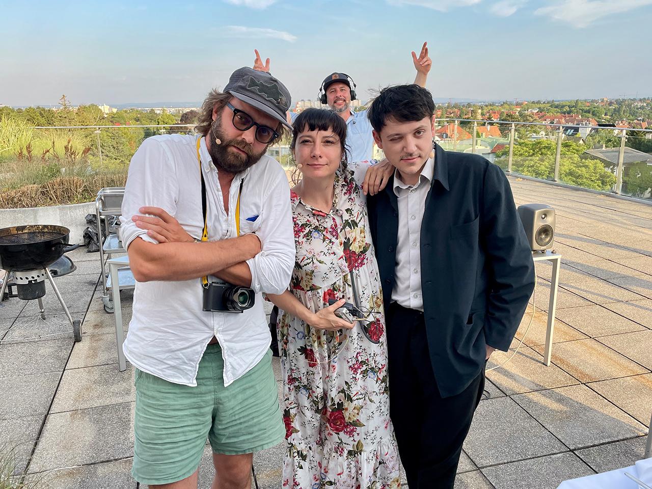 Sommer am Ponyhof mit Ari Oehl und Christian Anwander