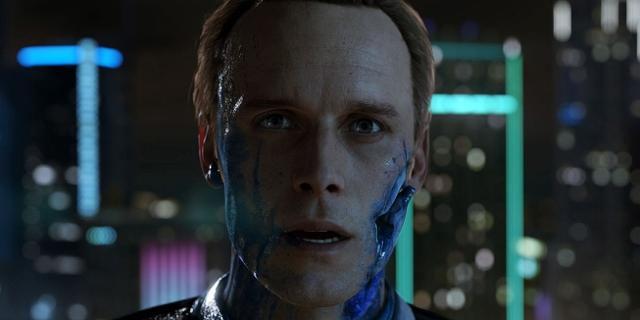 Screenshot des Spiels Detroit: Become Human