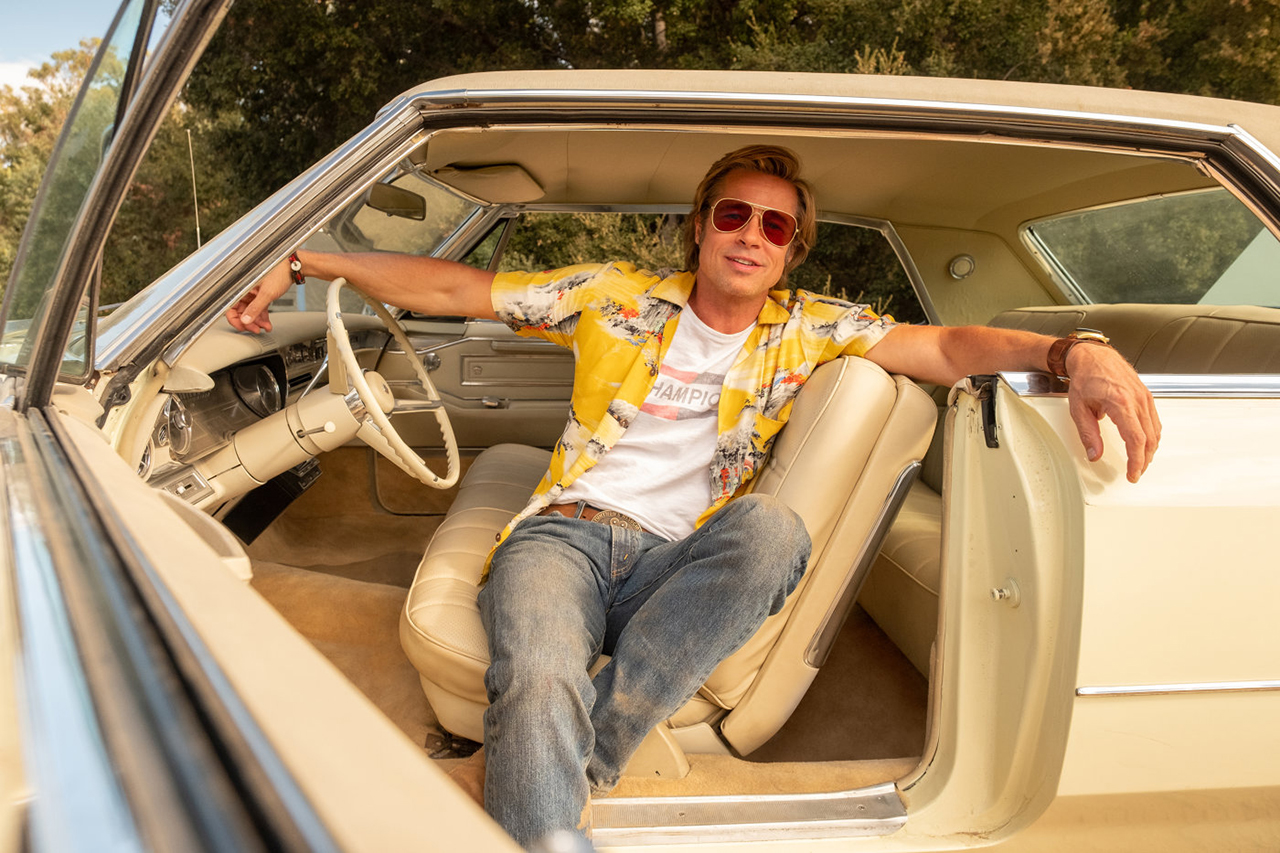 """Szene aus """"Once Upon A Time In Hollywood"""""""